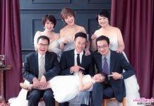 全家福 親子婚紗 推薦 平價 台北
